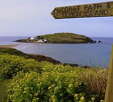 Devon: Burgh Island by Rob Parsons
