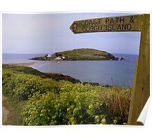 Devon: Burgh Island Poster