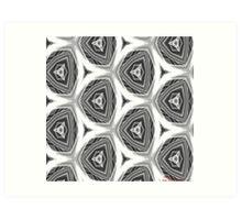 ( ARIFA )   ERIC WHITEMAN ART Art Print