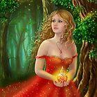 Potion of love by Alena Lazareva