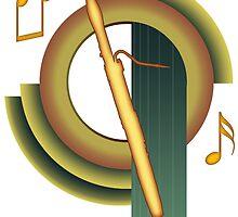 Deco Bassoon by zenguin