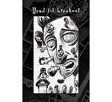 Head Zit breakout Photographic Print