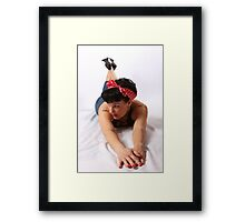 Ter 004 Framed Print
