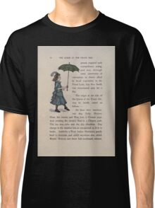 The Queen of Pirate Isle Bret Harte, Edmund Evans, Kate Greenaway 1886 0016 Umbrella Classic T-Shirt