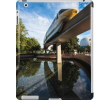 Just Passing By iPad Case/Skin