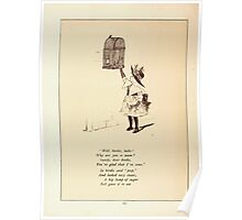 Rose Buds Virginia Gerson 1885 0066 A Lump of Sugar Poster