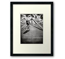 Urban Race | 02 Framed Print