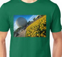 EPCOT Flower Bed Unisex T-Shirt