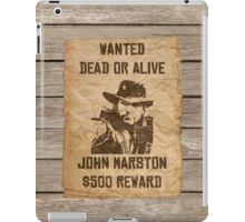 Dead or Alive iPad Case/Skin