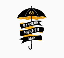 Manners Maketh Man Women's Tank Top