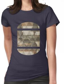 Music + Nature Womens Fitted T-Shirt
