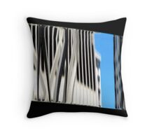 San Francisco Reflection 17 Throw Pillow