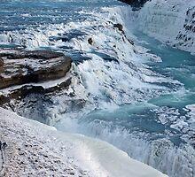 Gullfoss Waterfall - Iceland by andiperkins