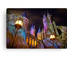 The Magical Kingdom Canvas Print