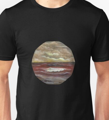 'Storm over Red Sea - Original Design' Unisex T-Shirt