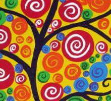 Wild Tree of Dreams Sticker