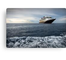 A Grand View from Grand Cayman Canvas Print
