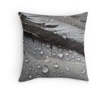 Waterproof #5 Throw Pillow