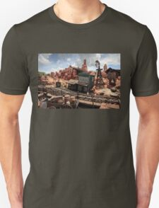 The Wild West Scene T-Shirt