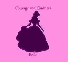 Courage and Kindness - Belle by CoppersMama