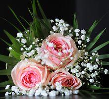 Bridal flowers by crevs