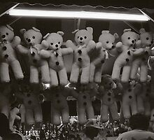 Teddy Bears by Barbara Wyeth