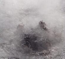Volcanic Mud Pool Explosion by oliverjridgill