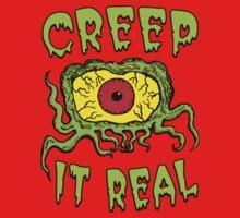 Creep It Real by jarhumor