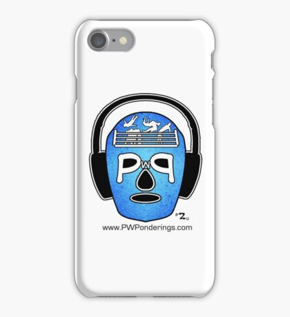 Lucha On The Brain iPhone Case/Skin