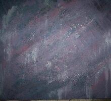 Watercolor Rain by B2tt3rf1y