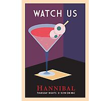Watch Hannibal 1 Photographic Print