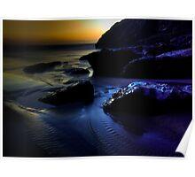 Mystical sea Poster