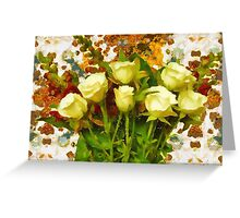 Mother's Day by Gustav Greeting Card