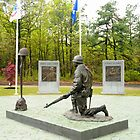 World War II Veterans Memorial Park by Paul Gitto