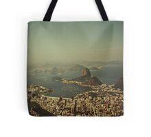 Rio de Janeiro vintage Tote Bag