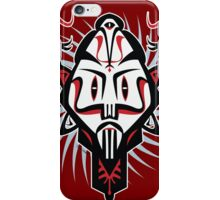 Shaman Mask  - Antler iPhone Case/Skin