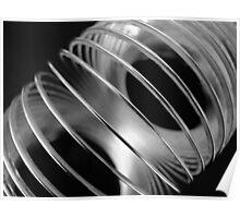 Metal Circles 2 Poster