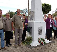 Anzac Day 2010 by Eve Parry