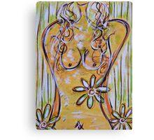 feel free Canvas Print