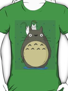 Smooth Neightbor - My Neighbor Totoro T-Shirt