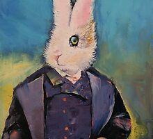 White Rabbit by Michael Creese