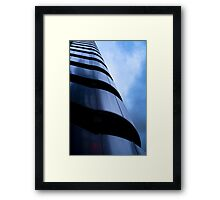 Lloyds building 2 Framed Print