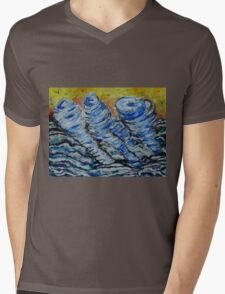 Water Spouts Mens V-Neck T-Shirt