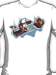 Gravity Falling: Dipper Edition T-Shirt