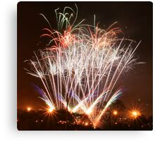 CFA Fireworks Convention #3 Canvas Print