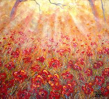 Warm Sun Rays by Natalie Holland