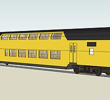 DDP 2nd Class coach by patjee