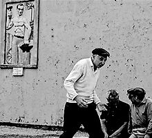 Retired Worker , Buenos Aires 、 Argentina by yoshiaki nagashima