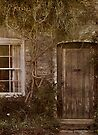 Jasmine Cottage by Jeff Clark