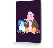 It's Okay to Cry  Greeting Card